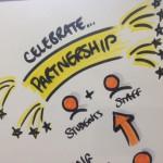 Celebrate partnership