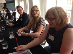 Loughborough College panel members