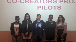 Student Co-creators from University of Westminster