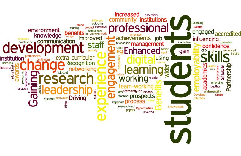Benefits of student partnerships